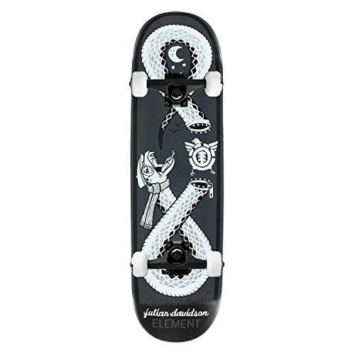 element-skateboard-complete-davidson-zipper-85-black-assembled