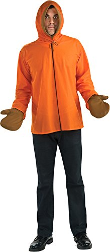 Adult-Costume South Park Kenny Adult Halloween Costume - Most Adults