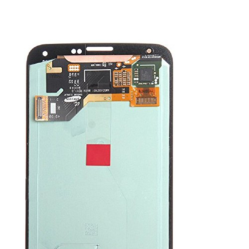 Samsung Galaxy S5 LCD Display Screen Replacement + Touch Digitizer Assembly for I9600 G900 G900A G900F G900P G900T G900V G900R4, with Repair tools + screen protector (Black) by Flying Ocean (Image #3)
