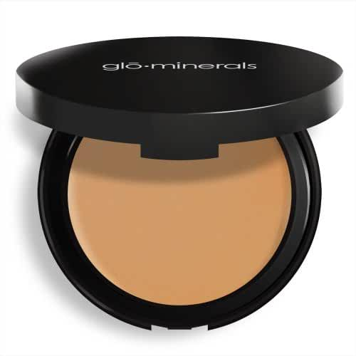Glo Skin Beauty Minerals Pressed Base Make-up, Honey Medium