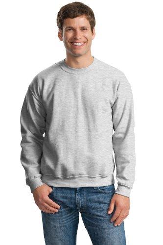 (Gildan Men's Heavy Blend Crewneck Sweatshirt - XX-Large - Ash)