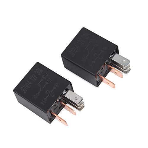LD-12P Automotive 5 Pin Relay 12V 40A//30A