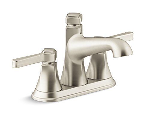 Kohler K-R99910-4D1-BN Georgeson, Brushed Nickel, Single Handle, 4