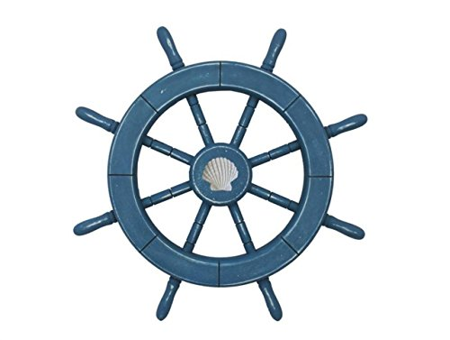 steering wheel of ship - 9