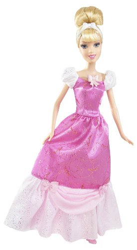 Disney Princess Sing-A-Long Cinderella Doll