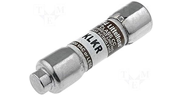 KLKR 8 Details about  /Littelfuse KLKR-8 8 Amp 600V Fast-Acting Fuse.