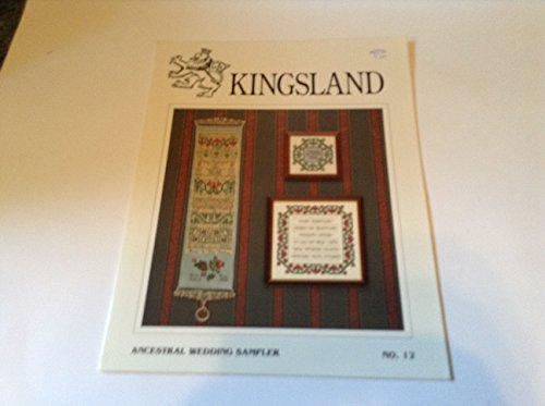 Ancestral Wedding Sampler Cross Stitch Pattern 1992 (Stitch Sampler Wedding Cross Patterns)