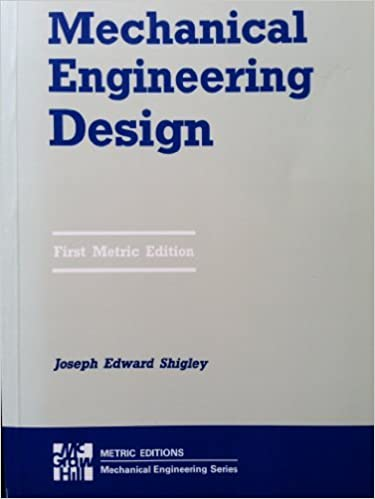 Amazon mechanical engineering design metric edition amazon mechanical engineering design metric edition 9780070568983 joseph edward shigley books fandeluxe Choice Image