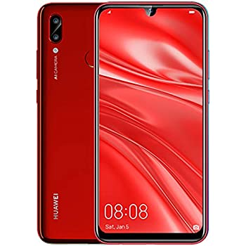 huawei p smart 2019 pot lx3 32gb unlocked gsm 4g lte dual camera 13mp 2mp phone. Black Bedroom Furniture Sets. Home Design Ideas