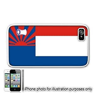 Karen National Union Flag Apple Iphone 4 4s Case Cover White