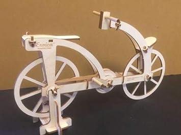 Riciclandia Bicicletta Di Leonardo Da Vinci Amazonit Giochi E
