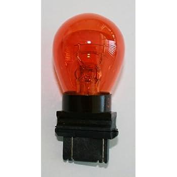 3157A (Amber) Bulb Auto Bulb Automotive Bulb - Box of 10
