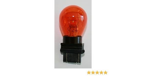 Amazon.com: 3157A (Amber) Bulb Auto Bulb Automotive Bulb - Box of 10: Automotive