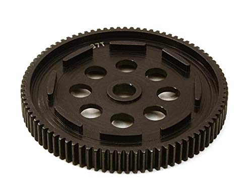 Integy RC Model Hop-ups C26875 Billet Machined Steel Spur Gear 87T for HPI 1/10 Jumpshot MT, SC & ST