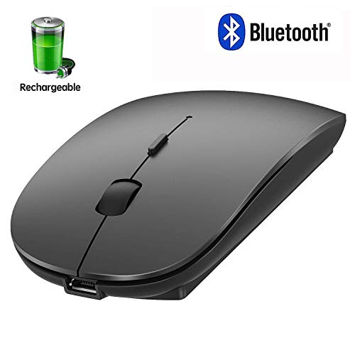 Rechargeable Wireless Mouse for