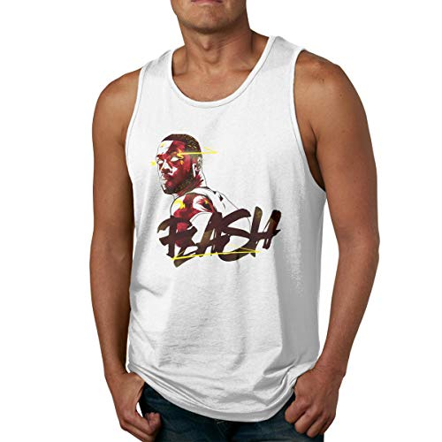 Men's Sleeveless Shirt Flash One Last Dance D-Wade for sale  Delivered anywhere in USA