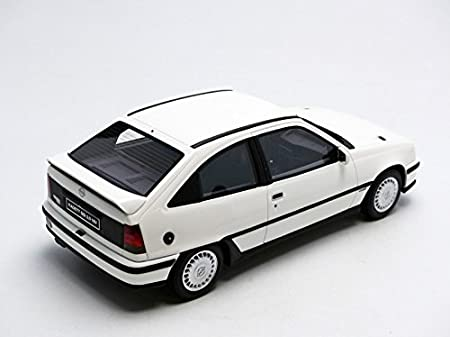 Otto Mobile ot174 - Opel Kadett GSI 2.0L 16 V - 1987 - Escala 1/18 - Color blanco: Amazon.es: Juguetes y juegos