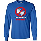 "LONG SLEEVE Bill Murray Chicago ""Ain't Afraid of Goat"" T-Shirt"