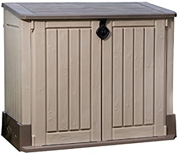 Keter Store-It-Out Midi 30-Cu. Ft. Resin Storage Shed