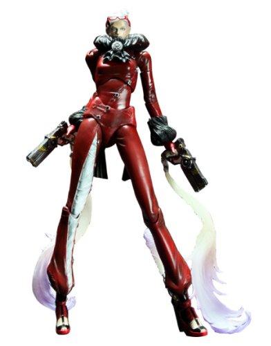 Bayonetta Play Arts Jeann Action Figure