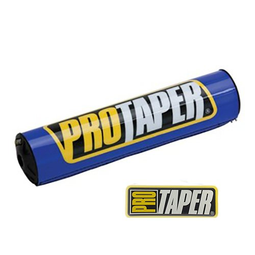 Pro Taper 10'' Round Bar Pad - With ProTaper Sticker (Blue)