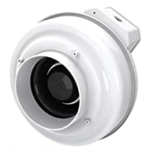 """Systemair Radon Fan Duct, 6""""(HP 220)"""