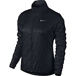 Nike Golf Women's Lightweight Jacket 2.0 (Chalk Blue/Metallic Silver) XS