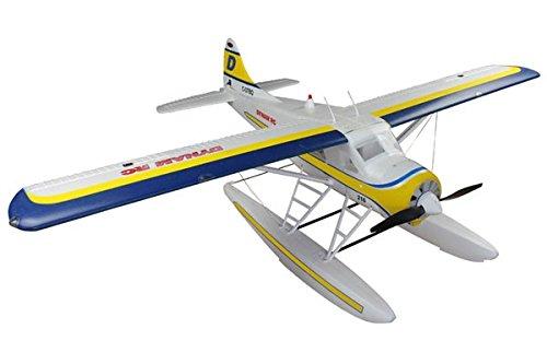 Dynam Dhc-2 Beaver 1500Mm Stol Aircraft W O Tx Rx Batt