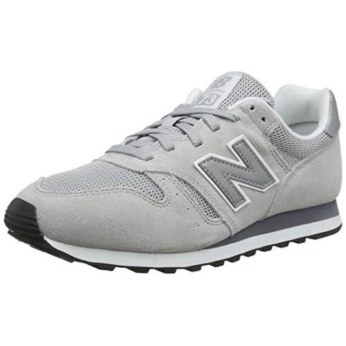 chollos oferta descuentos barato New Balance 373 Core Zapatillas Bajas para Hombre Gris Grey 38 EU