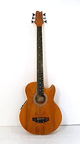 6 String Acoustic Electric Cutaway Bass Guitar (Acoustic Basses)