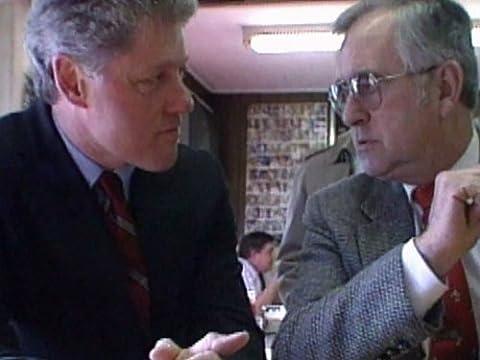 Clinton - The Comeback Kid (Presidential Documentaries)
