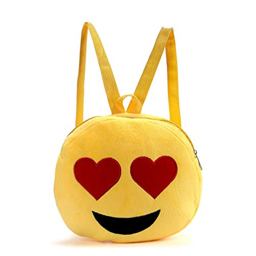 Outtop Toddler Backpack Emoticon ROUND D