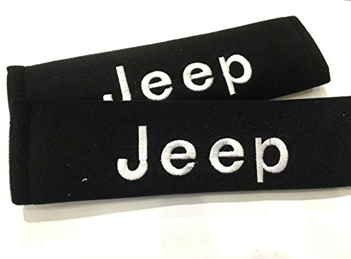 JEEP-4X4-Offroad-AP-Creations-exclusive-Seat-Belt-Shoulder-Pad-Seatbelt-Covers-Pads