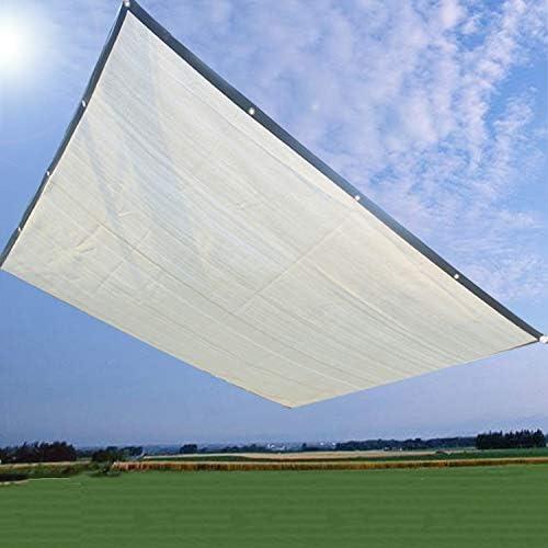 Lona De Malla De Sombra Permeable, Toldo De Energía Solar, Cubierta De Tela De Sombra Techo Jardín Al Aire Libre Permeable Atmósfera Romántica Tela De Bloque UV Durable: Amazon.es: Deportes y aire