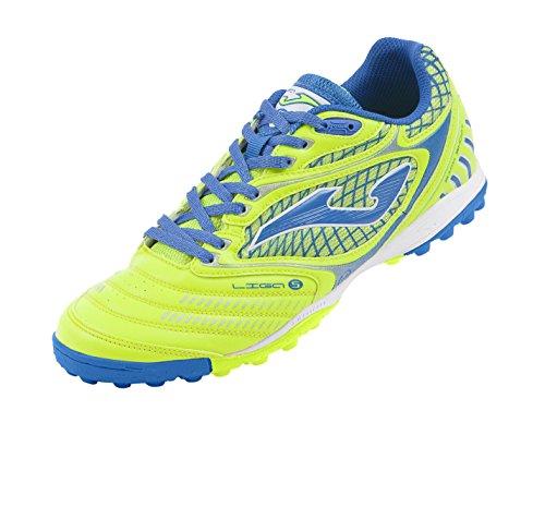Unisex Fluorescent Shoes Size Joma Yellow 611 Sport LIGAS PT Colour w7ngqxat