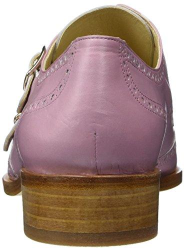 Cinturino Rosa Old calf Cillias Stringate Scarpe Con Copenhagen Donna Rose Gardenia RZqX7wc