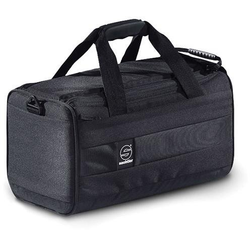 Sachtler Camporter Shoulder Bag for Video Camera with Microphone and Accessories, Small by Sachtler