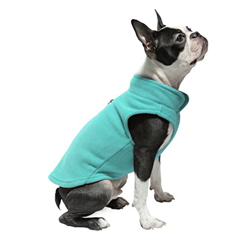 Gooby-Every-Day-Fleece-Cold-Weather-Dog-Vest-for-Small-Dogs-Turquoise-Medium