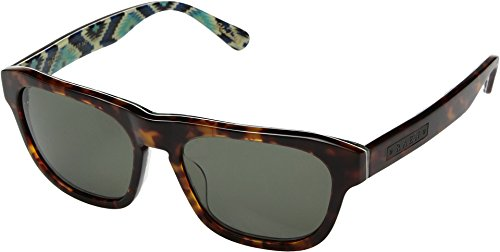 RAEN Optics Unisex Nevin Tortoise Yuma/Green One - Yuma Sunglasses