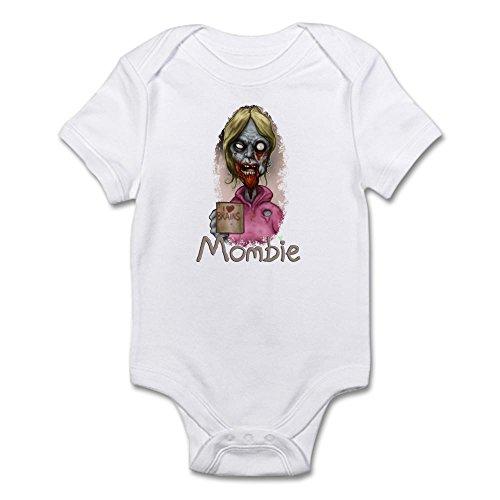 [CafePress - Mombie Infant Bodysuit - Cute Infant Bodysuit Baby Romper] (Zombie Babies Spirit Halloween)
