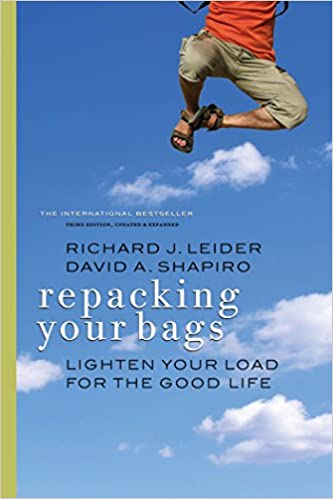 Buy Repacking Your Bags: Lighten Your Load for the Good Life Book
