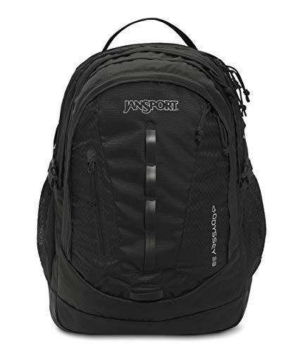 JanSport Odyssey Backpack Black