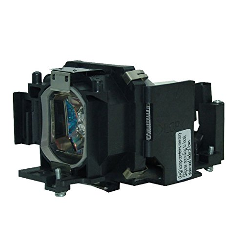 (Glamps LMP-E180 Replacement Lamp with Housing for SONY VPL-DS100 -ES1 CS7 ES2 )
