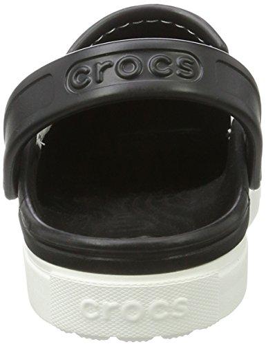 Noir Mixte Sabots White Crocs Various Black Citilane Blanc Clog Adulte Rouge BZw78