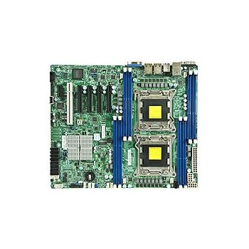 Amazon com: Supermicro DDR3 800 LGA 2011 Server Motherboard X9DR3
