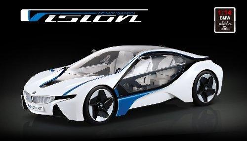 1/14 Scale BMW i8 Concept VISION EFFICIENT Radio Remote Control Model Car R/C RTR (Battries Including) by MJX (18 Scale Radio Control)