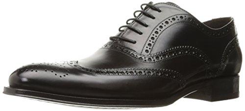 To Boot New York Men's Mac Oxford, Alameda Nero, 10 M US To Boot New York Wingtips Oxfords