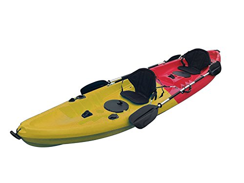 Tandem Kayak (Yellow) - 6
