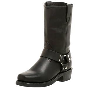 Dingo Men's Dean Boot,Black,10.5 D US