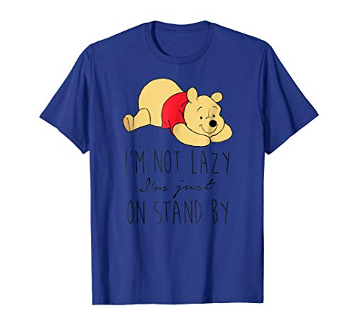 Disney Lazy Winnie the Pooh T Shirt